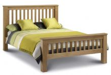 Amsterdam High Foot End Bed Double 135cm